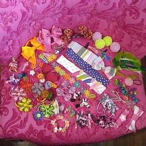 Other - Girls Hair Accessory Bundle